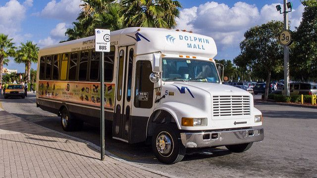miami to cape coral shuttle bus